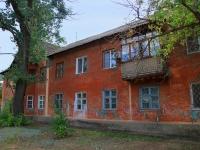 Волгоград, улица Саушинская, дом 12. многоквартирный дом