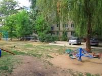 Волгоград, улица Саушинская, дом 13. многоквартирный дом