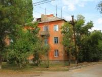 Волгоград, улица Саушинская, дом 16. многоквартирный дом