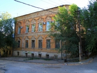 Волгоград, улица Балашовская, дом 13. поликлиника