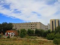 Volgograd, st Barrikadnaya, house 1/7. hotel