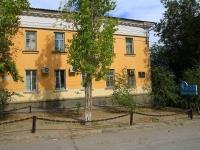 Волгоград, улица Баррикадная, дом 2. училище №28 им. адмирала флота Н.Д. Сергеева