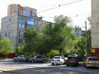 Волгоград, улица Баррикадная, дом 7. многоквартирный дом