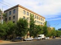 Волгоград, улица Баррикадная, дом 10. офисное здание