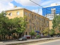Волгоград, улица Баррикадная, дом 13. многоквартирный дом