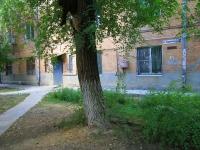 Волгоград, улица Баррикадная, дом 13А. многоквартирный дом