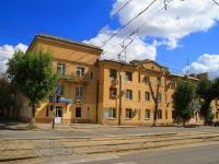Волгоград, улица Социалистическая, дом 33. многоквартирный дом