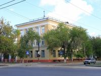 Волгоград, улица Социалистическая, дом 24. офисное здание