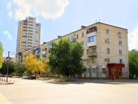 Volgograd, st Sotsialisticheskaya, house 21. Apartment house