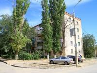 Волгоград, улица Бобруйская, дом 2. многоквартирный дом