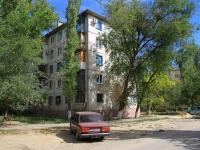 Волгоград, улица Бобруйская, дом 4. многоквартирный дом