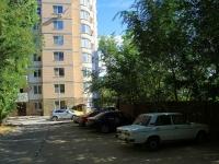 Волгоград, улица Грушевская, дом 3. многоквартирный дом