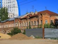 Волгоград, улица Пугачёвская, дом 3. многоквартирный дом