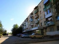 Волгоград, улица Пугачёвская, дом 4. многоквартирный дом