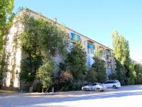 Волгоград, улица Пугачёвская, дом 6. многоквартирный дом