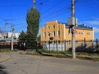Волгоград, улица Пугачёвская, дом 7. офисное здание