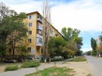 Волгоград, улица Иркутская, дом 7. многоквартирный дом