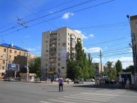 Волгоград, улица Иркутская, дом 8. многоквартирный дом