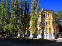 Волгоград, улица КИМ, дом 8. многоквартирный дом
