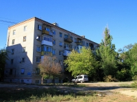 Волгоград, улица КИМ, дом 10А. многоквартирный дом