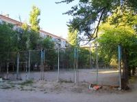 Волгоград, улица КИМ. спортивная площадка
