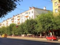 Волгоград, улица Рабоче-Крестьянская, дом 4. многоквартирный дом