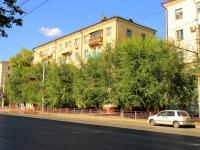 Волгоград, улица Рабоче-Крестьянская, дом 6. многоквартирный дом