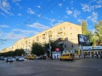 Волгоград, улица Рабоче-Крестьянская, дом 7. многоквартирный дом
