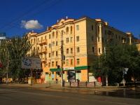 Волгоград, улица Рабоче-Крестьянская, дом 8. многоквартирный дом