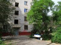 Волгоград, улица Краснослободская, дом 17. многоквартирный дом