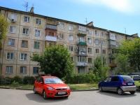 Волгоград, улица Лавочкина, дом 10. многоквартирный дом