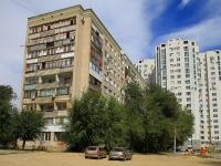 Волгоград, улица Лавочкина, дом 10/1. многоквартирный дом