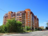 Волгоград, улица Огарёва, дом 1. многоквартирный дом