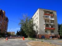 Волгоград, улица Огарёва, дом 2. многоквартирный дом
