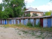 Волгоград, улица Огарёва. хозяйственный корпус