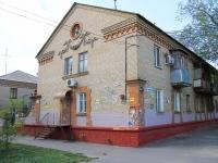 Волгоград, улица Огарёва, дом 25. многоквартирный дом