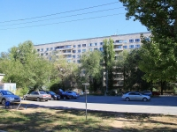 Волгоград, улица Туркменская, дом 14. строящееся здание