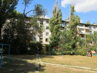 Волгоград, улица Дубовская, дом 14А. многоквартирный дом