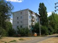 Волгоград, улица Дубовская, дом 18. многоквартирный дом