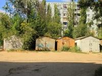 Волгоград, улица Дубовская. гараж / автостоянка