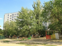 Волгоград, улица Елецкая, дом 1. многоквартирный дом