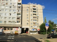 Volgograd, st Eletskaya, house 2. Apartment house