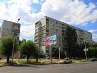 Волгоград, улица Елецкая, дом 3. многоквартирный дом