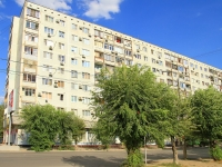 Volgograd, st Eletskaya, house 4. Apartment house