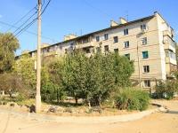 Волгоград, улица Елисеева, дом 8. многоквартирный дом