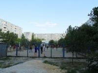 Волгоград, улица Елисеева. спортивная площадка