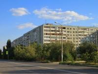 Волгоград, улица Елисеева, дом 17. многоквартирный дом