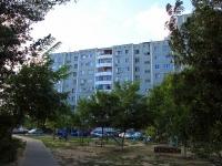Волгоград, улица Елисеева, дом 17А. многоквартирный дом