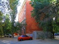 Волгоград, улица Кирсановская, дом 6. офисное здание