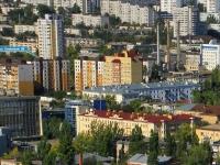 Волгоград, улица Клинская, дом 35. многоквартирный дом